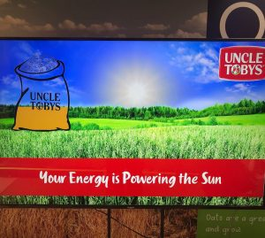 Eco Renewable Energy | Uncle Tobys | Easter Show 23