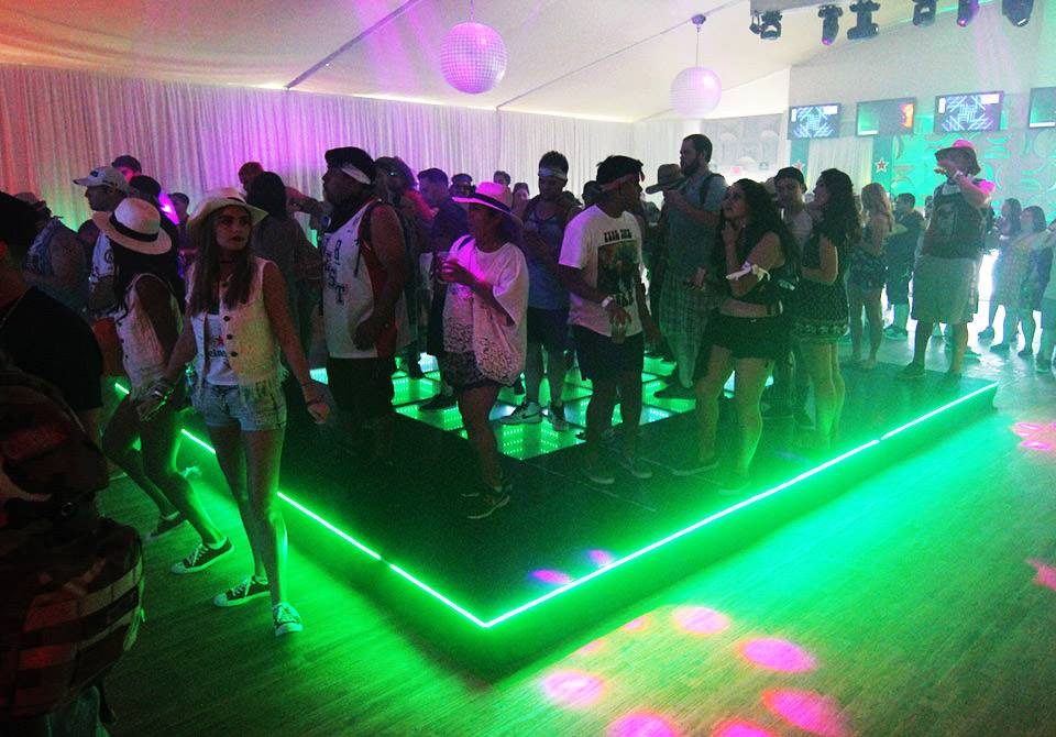 Eco Renewable Energy | Dance Floors | Energy Floors